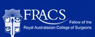 Follow of the Royal Australasian College of Surgeons Logo