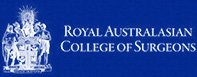 The Royal Australasian College of Surgeons Logo